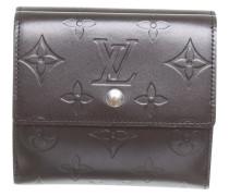 Second Hand  Portemonnaie aus Mongram Mat