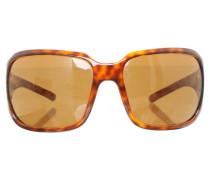 Second Hand  Sonnenbrille in Schildpatt-Optik