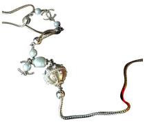 Second Hand  Kette mit Perlen