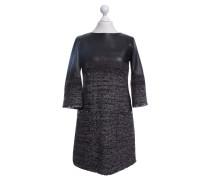 Second Hand  Kleid aus Bouclé
