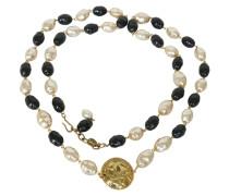 Second Hand  Vintage Perlenkette
