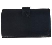Second Hand  Portemonnaie in Schwarz
