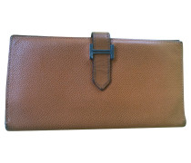 "Second Hand  ""Béarn Wallet Epsom Leder"""