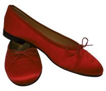 Second Hand  Ballerinas in Rot