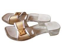 Second Hand  Sandalen in Gold