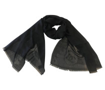 Second Hand  Schal mit Kaschmir-Anteil