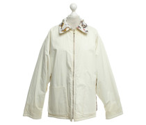 Second Hand  Jacke in Creme