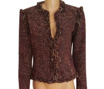 Second Hand  Tweed-Jacke