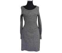 Second Hand Kleid in Grau