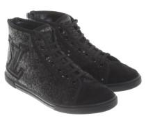 Second Hand  Sneakers mit Pailletten