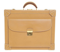 "Second Hand  ""Attaché-Case Veau Naturelle"""