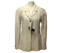 Second Hand  Blazer in Creme
