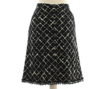 Second Hand  Boucle-Rock mit Glanzdetails