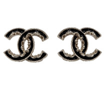 Second Hand  Logo-Ohrringe