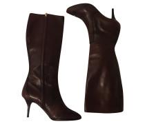 Second Hand  Braune Stiefel