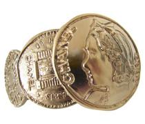 Second Hand  Armreif Mademoiselle Coco mit Münzen