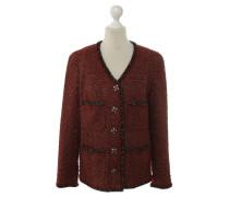 Second Hand  Jacke aus Chanel-Tweed