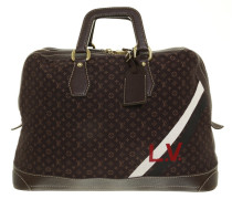 Second Hand  Boston Bag Mini Lin Initial Ebene