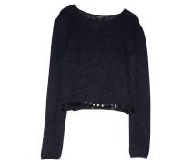 Second Hand  Pullover mit Seidenanteil