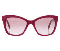 Second Hand  Sonnenbrille in Pink