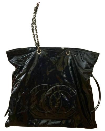Second Hand  Schwarze Tote Bag Bons