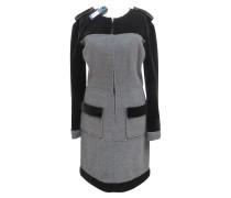 Second Hand  Kleid aus Kaschmir/Samt
