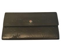 Second Hand  Portemonnaie aus Monogram Mat
