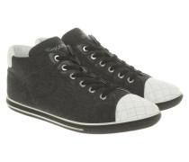 Second Hand  Sneakers in Grau/Weiß