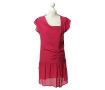 Second Hand  Kleid mit Raffungen