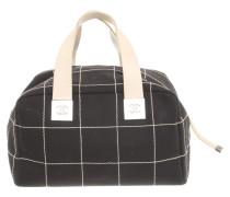 Second Hand  Handtasche in Schwarz/Weiß