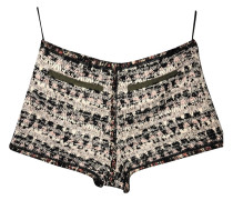 Second Hand  Tweed-Shorts