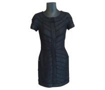 Second Hand  Kleid in Schwarz mit Schimmer