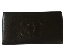 Second Hand  Portemonnaie in Braun