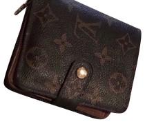 Second Hand  Täschchen/Portemonnaie aus Leder