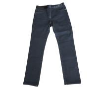 Second Hand  Jeans in Schwarz