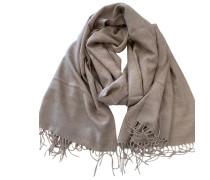 Second Hand  Schal/Tuch aus Kaschmir in Beige