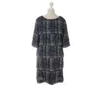 Second Hand  Kleid in Stufenoptik
