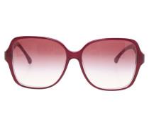 Second Hand  Sonnenbrille in Violett
