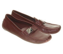Second Hand  Loafer aus Leder
