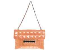 Second Hand  Flap Bag in Orange