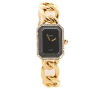 Second Hand  Armbanduhr aus Gold