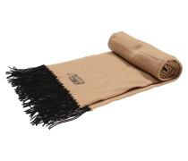 Second Hand  Schal/Tuch aus Kaschmir in Braun