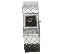 "Second Hand  ""Matelassé Diamond Watch"""