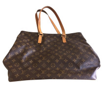 "Second Hand  ""Cabas Piano Monogram Canvas"""