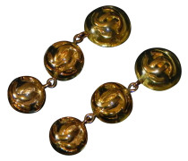 Second Hand  Ohrring aus Vergoldet in Gold