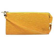 Second Hand  Pochette Accessoires Epi Leder Gelb