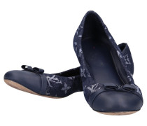 Second Hand  Slipper/Ballerinas in Blau