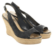 Second Hand  Wedges in Blau