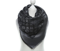 Second Hand  Schal/Tuch aus Wolle in Schwarz