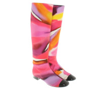 Second Hand  Stiefel in Multicolor